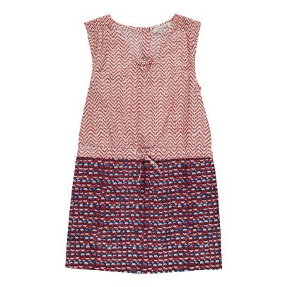 Sunchild Barbados Tie Waist Dress-listing