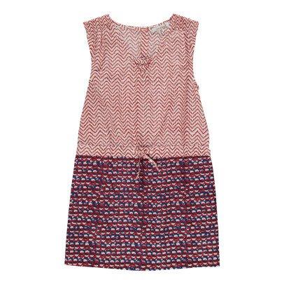 Sunchild Vestido Lazo en la cintura Barbade-listing