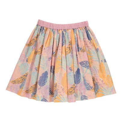 Lulaland Frances Organic Cotton Tropical Skirt-listing