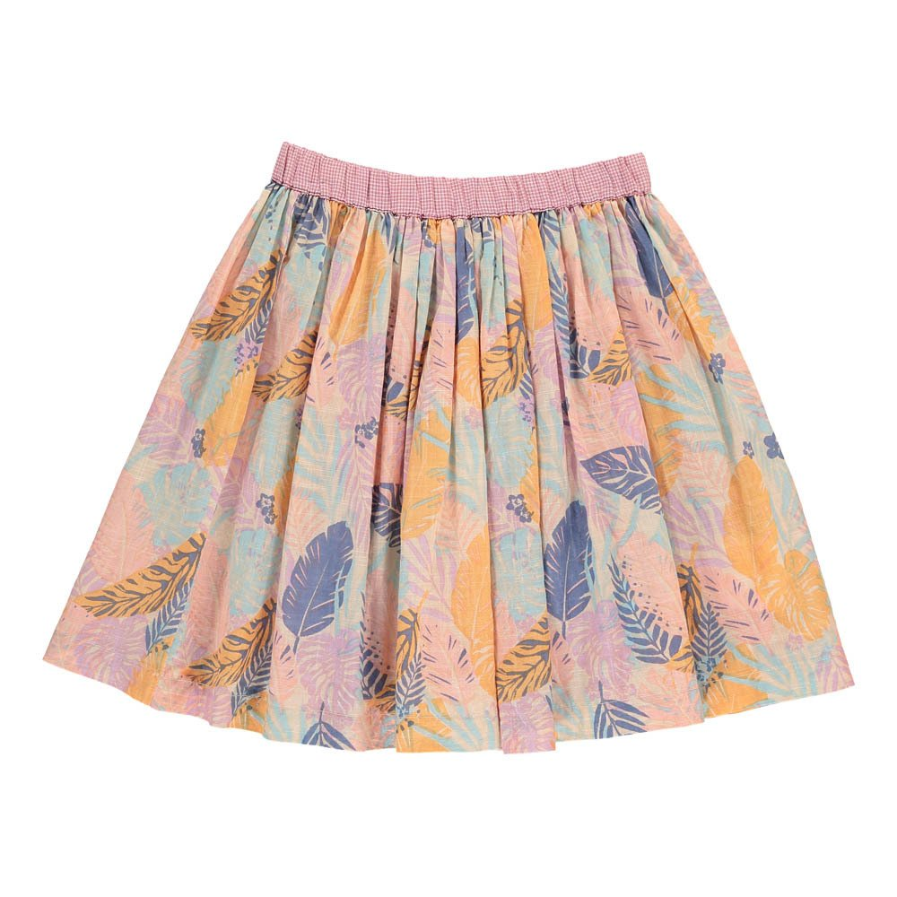 Frances Organic Cotton Tropical Skirt-product