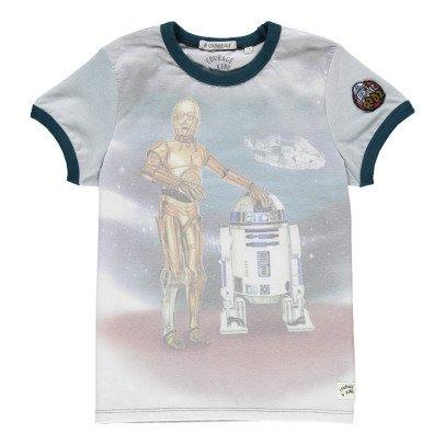 Courage & Kind Camiseta R2D2 y C3PO-listing