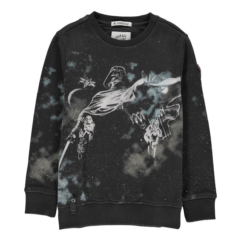 Courage & Kind Star Wars Darth Vador Sweatshirt-product