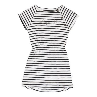 "Zadig & Voltaire Diane ""Love is"" Striped Dress-listing"