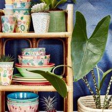 Rice Tropical Melamine Bowl-listing