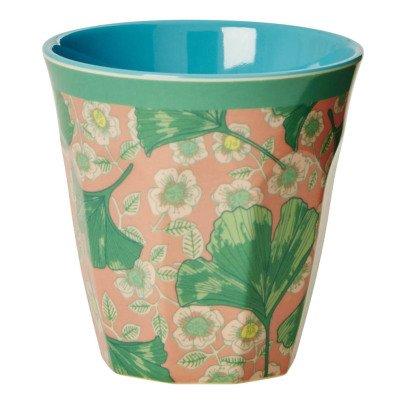 Rice Flower Melamine Cup-listing