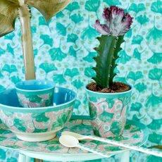 Rice Gobelet fleurs en mélamine-listing