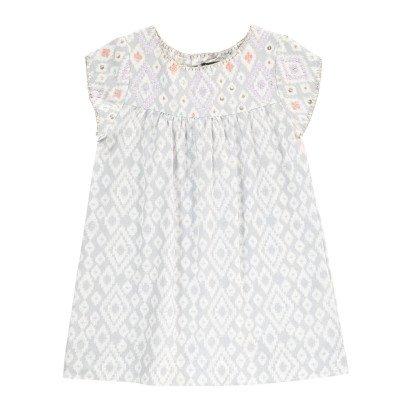 Velveteen Sofia Ikat Chambray Dress-listing
