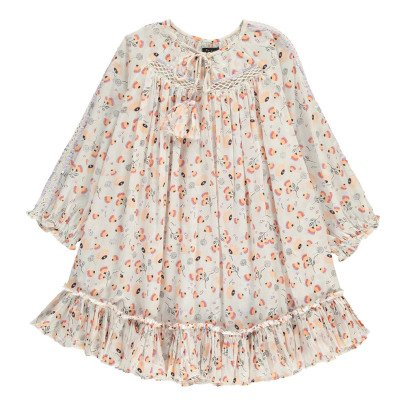 Velveteen Frankie Floral Dress-listing