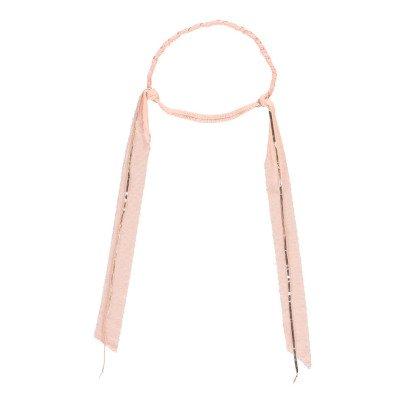 Velveteen Headband Lily -listing