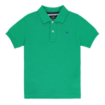 Hackett Tropical Flower Collar Polo-listing