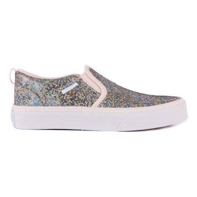 Vans My Asher Glitter Slip-Ons-listing