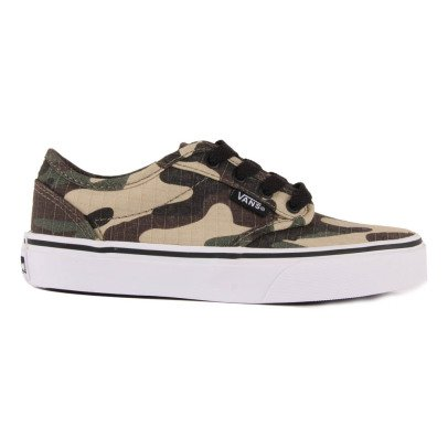 Vans Baskets à Lacets Camouflage Atwood-listing