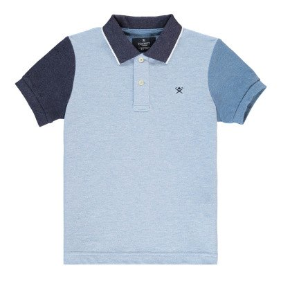Hackett Contrasting Collar Polo-listing
