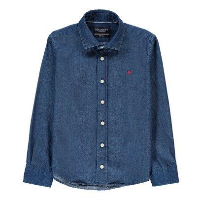 Hackett Chemise en Jean-listing