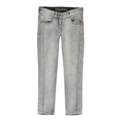 Zadig & Voltaire Jeans Slim mit 5 Taschen Lacey -listing
