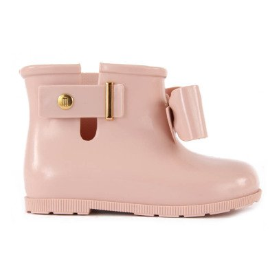 Mini Melissa Rain Boots with Bow-listing