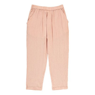 Louis Louise Gazelle Cotton Crepe Trousers-product