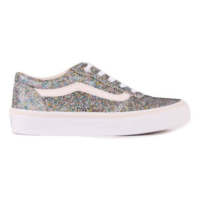 Vans My Milton Glitter Lace-Up Trainers-listing