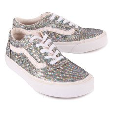 Vans Sneakers Lacci Glitter -listing