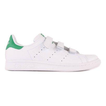 Adidas Lederturnschuhe mit Klettverschluss Stan Smith -listing