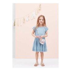 Velveteen Bea Pleated Dress-listing