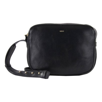 Soeur Zoé Leather Saddlebag-product