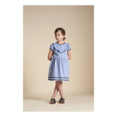 Caramel Chaya Floral Dress-product