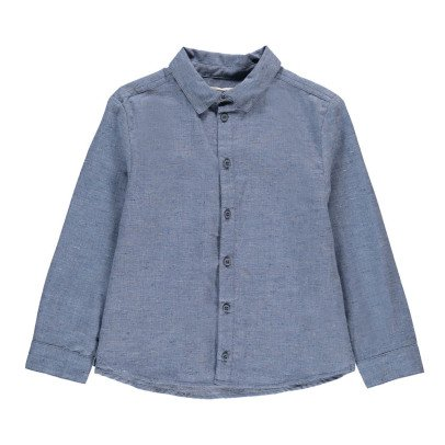 Hundred Pieces Hemd aus Chambray -listing