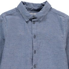 Hundred Pieces Chambray Shirt-product
