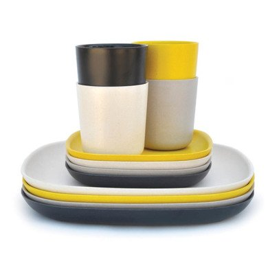 Ekobo Set platos y vasos-listing