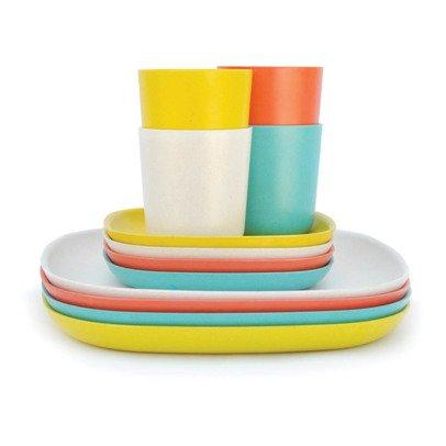 Ekobo Set assiettes et gobelets-listing