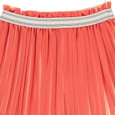 Bellerose Vanil Two-Tone Pleated Skirt-listing