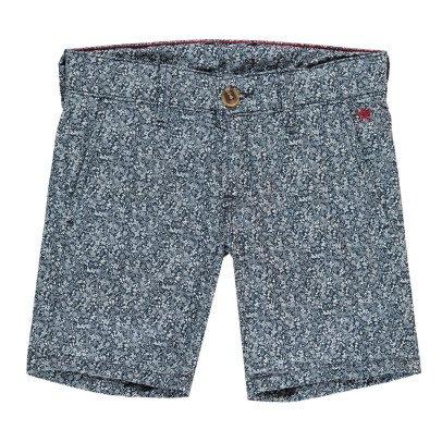 Hackett Floral Chino Shorts-listing