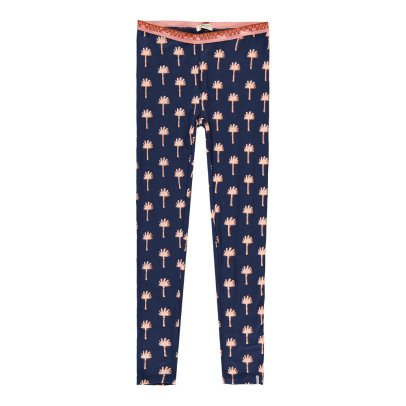 Scotch & Soda Leggings Palme-listing