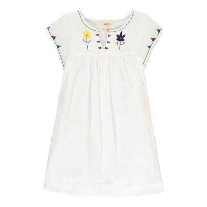 Bellerose Hijo Embroidered Dress-product