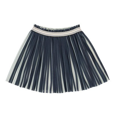 Bellerose Vanil Two-Tone Pleated Skirt-product