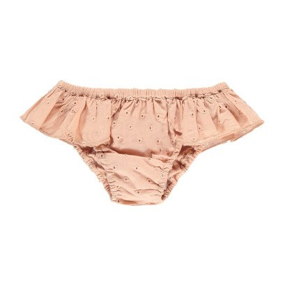 Louis Louise Beach Embroidered Swimming Bottoms-product