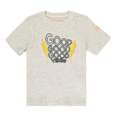 Zadig & Voltaire T-shirt Moucheté Tête de Mort Iggy-listing