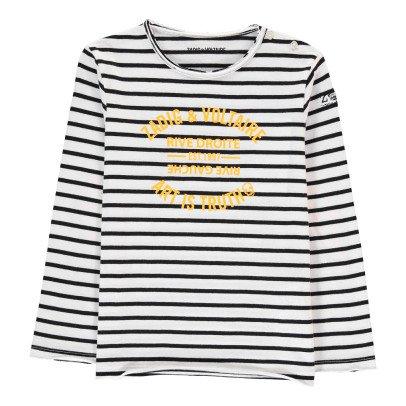 Zadig & Voltaire Camiseta Marinera Jackson -listing