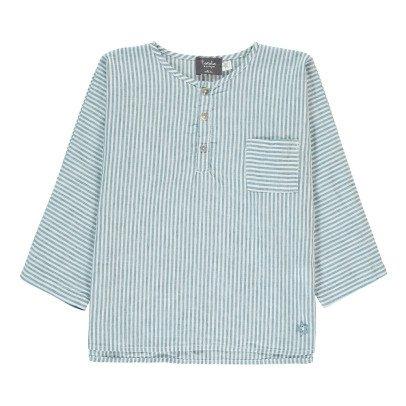 Tocoto Vintage Striped Kurta-listing