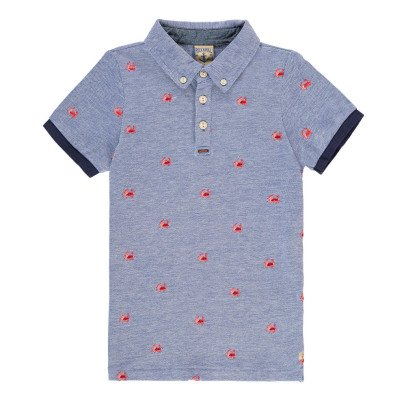 Scotch & Soda Polo Cangrejo All Over-listing