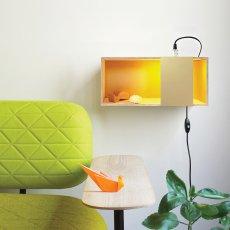 DesignerBox Lampada da tavolo Lux Box-listing