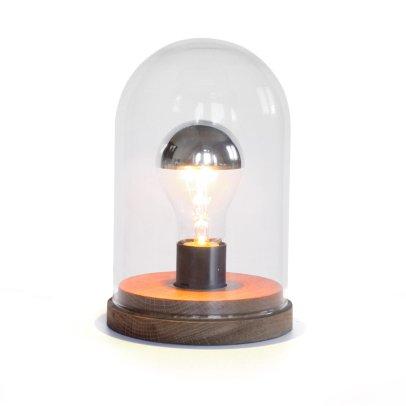DesignerBox Precious Glass Bell Lamp-listing