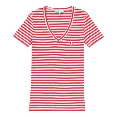 La Petite Française Emotion Marinière T-Shirt-listing