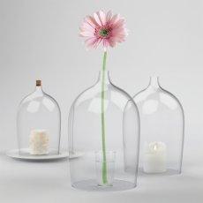 DesignerBox Campana abierta Nippy Op en vidrio soplado-listing