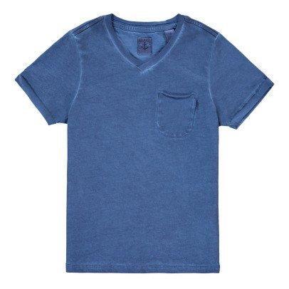 Scotch & Soda T-shirt Délavé-listing