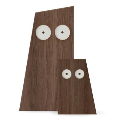 DesignerBox Wooden Owls - Set of 2-listing