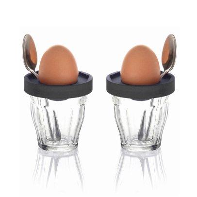 DesignerBox Porta uovo Cot-Cot - Set di 2-listing