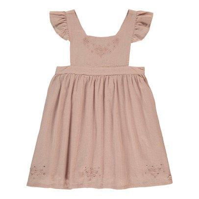 Tocoto Vintage Vestido Bordado-listing