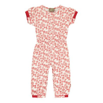 Kidscase Bubble Organic Cotton Jumpsuit with Buttons-listing